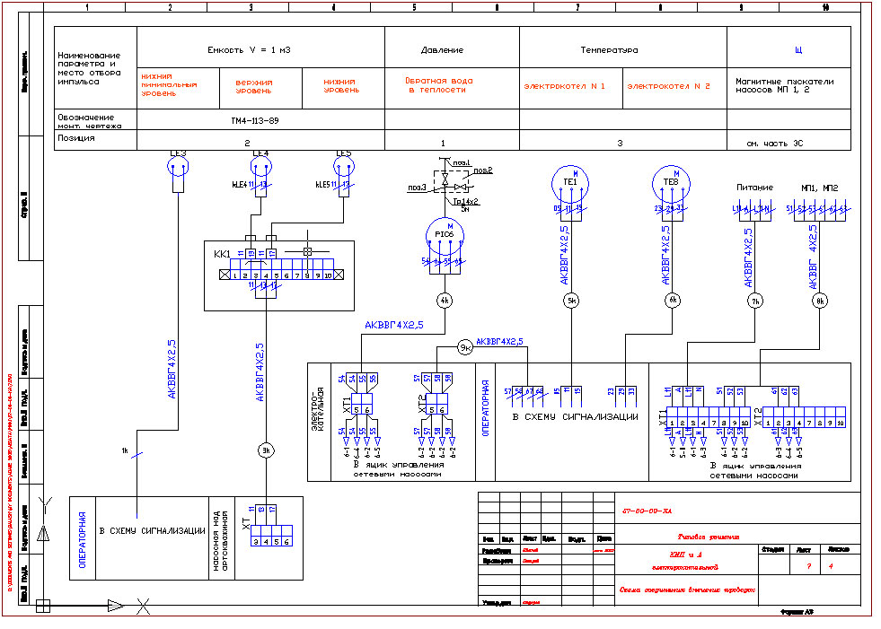 AutoCAD Electrical позволяет